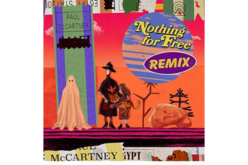 ポール・マッカートニーが「Nothing For Free」のリミックス・ヴァージョンをリリース