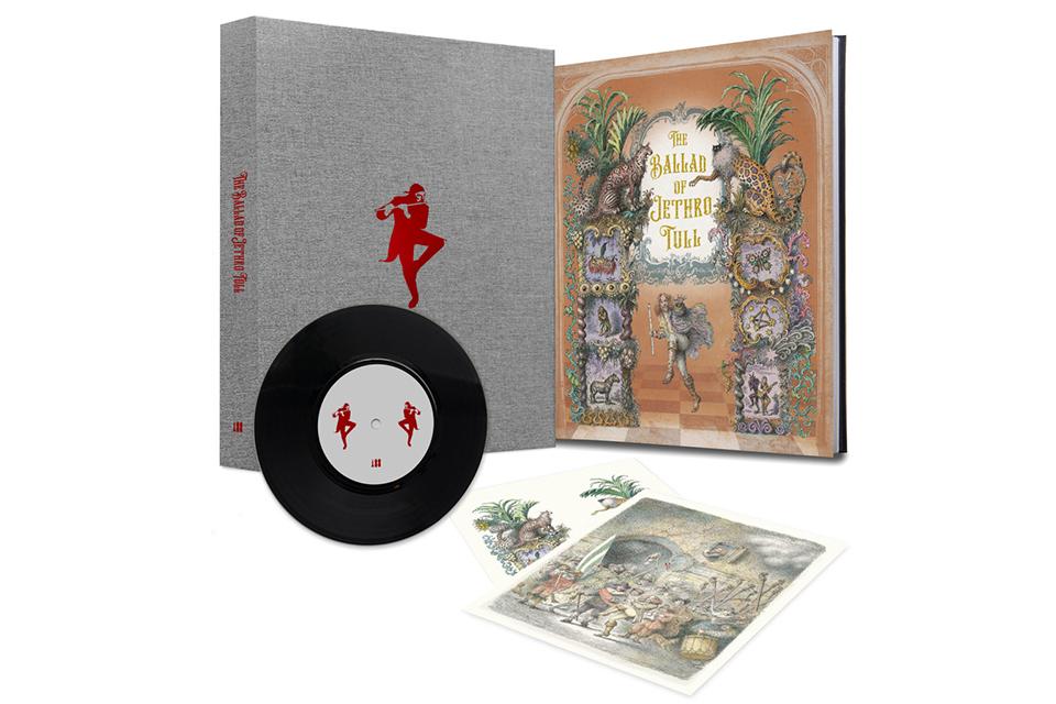 ジェスロ・タル初の公式バイオグラフィー「The Ballad of Jethro Tull」が11月に発売