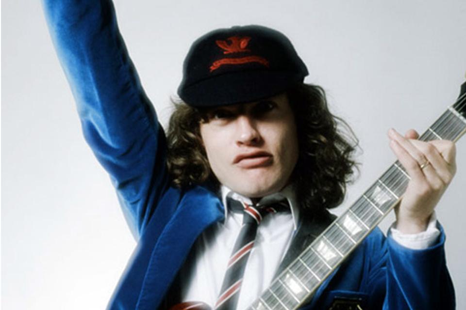 AC/DCが来週ワールド・ツアーを発表?
