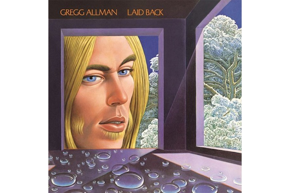 グレッグ・オールマン1973年の名盤『Laid Back』から「Midnight Rider」のリリック・ビデオが公開