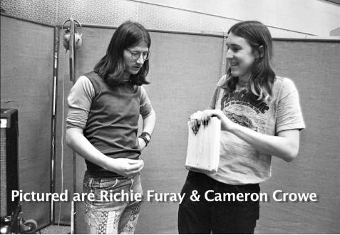 リッチー・フューレイがクラウドソーシングでコンサート映画とドキュメンタリーを計画中