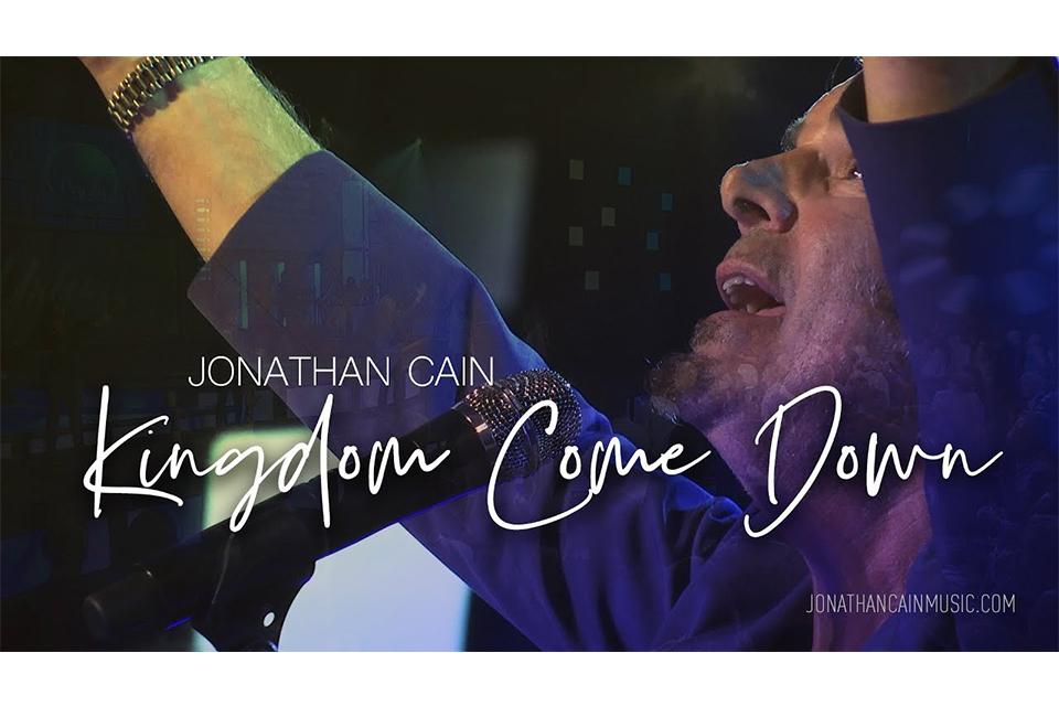 ジャーニーのジョナサン・ケインが「Kingdom Come Down」のリリック・ビデオを公開