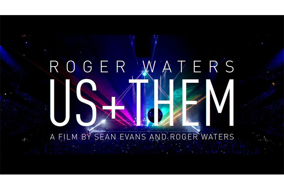 ロジャー・ウォーターズが映画『Us + Them』から「Pigs」のライヴ映像を公開
