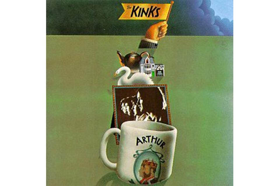 ザ・キンクスのニュー・アルバムが10月にリリース