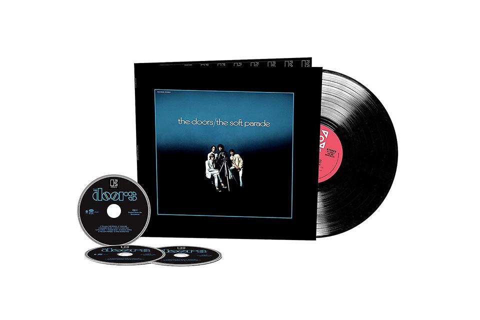 ドアーズの「The Soft Parade」50周年記念デラックス・エディションでリイシュー