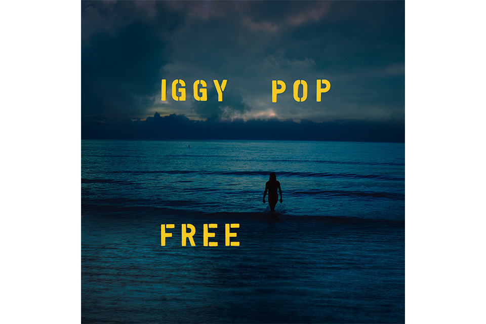 イギー・ポップがニュー・アルバム「Free」をリリース