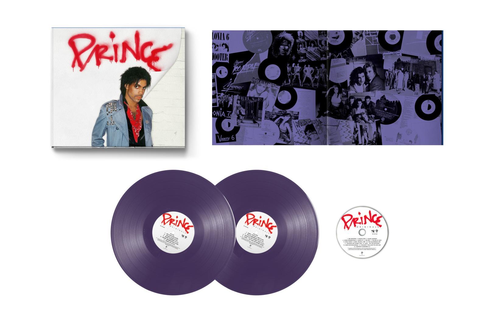 完全生産限定盤のプリンス『オリジナルズ:デラックス・エディション』が超豪華、特別仕様で本日7/19発売!