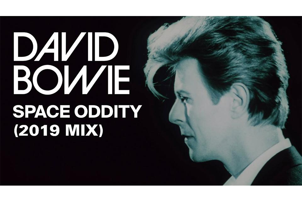デヴィッド・ボウイの「Space Oddity」新たなミュージック・ビデオが公開