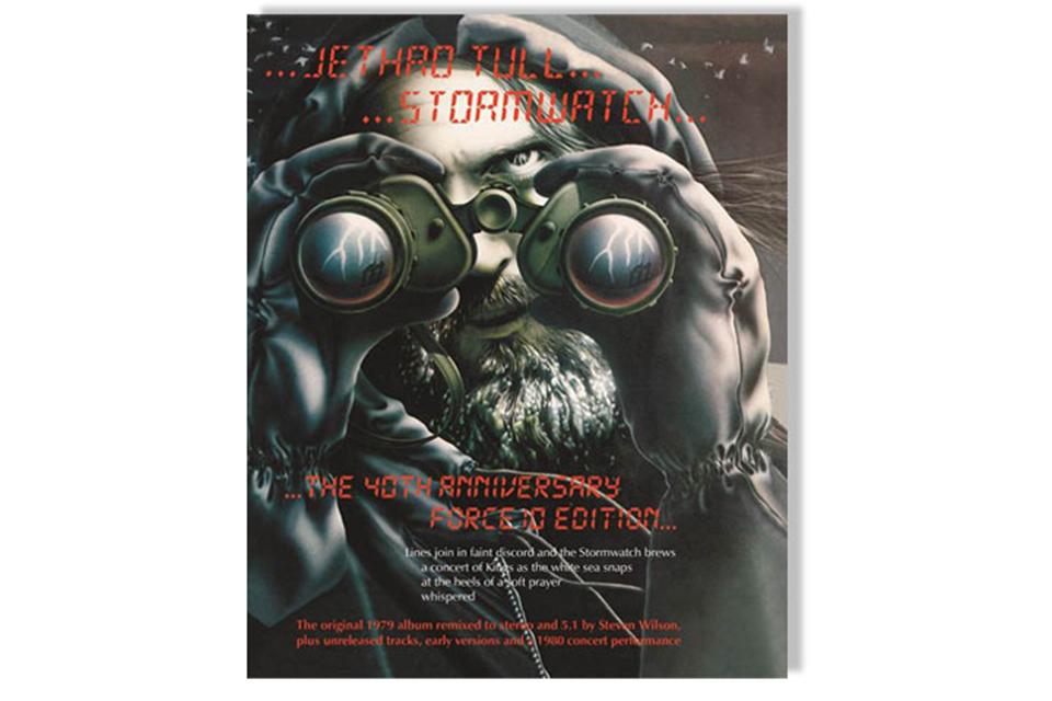 ジェスロ・タルが『Stormwatch』の40周年記念デラックス・エディションをリリース