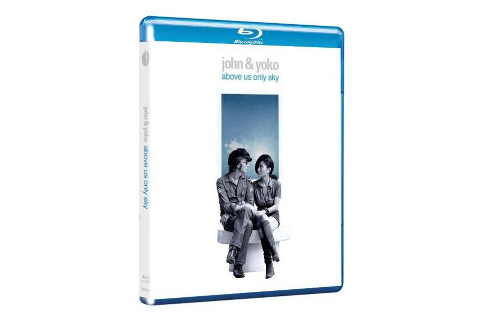 ジョン・レノン&オノ・ヨーコのドキュメンタリー映像作品『アバーヴ・アス・オンリー・スカイ』が9月13日リリース決定!