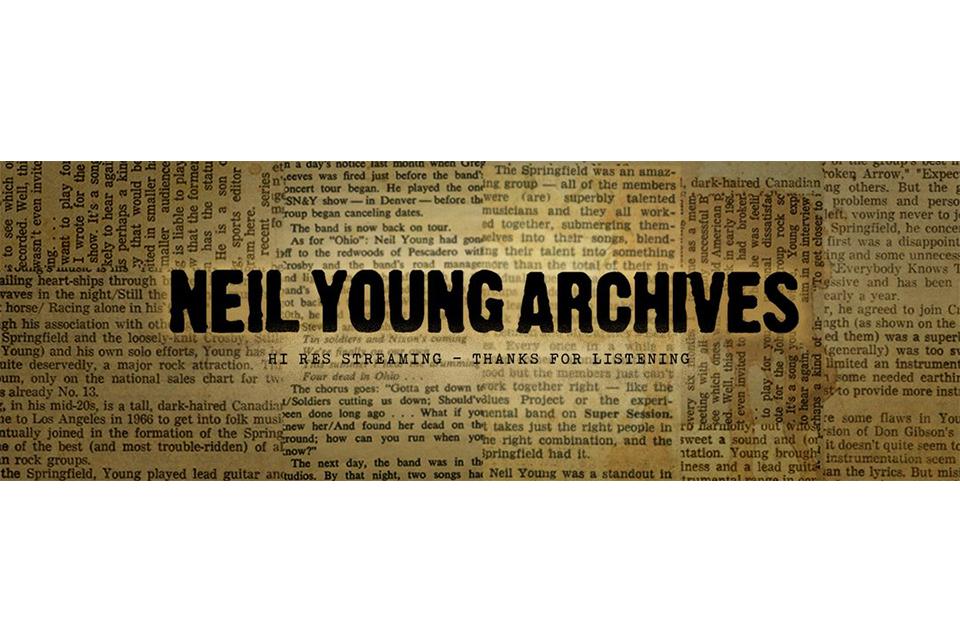 ニール・ヤングが今年のツアーを延期、フィルム・プロジェクトに取り掛かる
