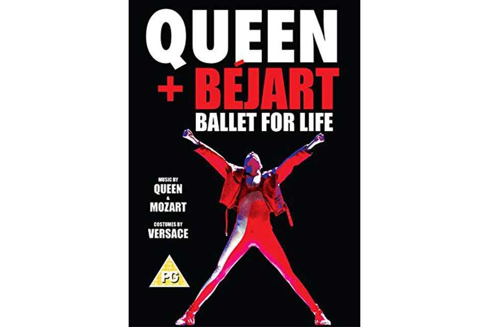クイーンとバレエがコラボした「バレエ・フォー・ライフ」、トレーラー映像公開