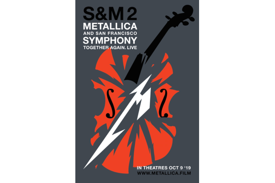 『メタリカ&サンフランシスコ交響楽団:S&M²』新着場面写真公開! タワレコでは公開記念キャンペーンも