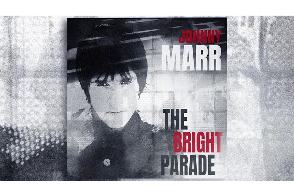 ジョニー・マーが新曲「The Bright Parade」のオーディオ・ビデオを公開