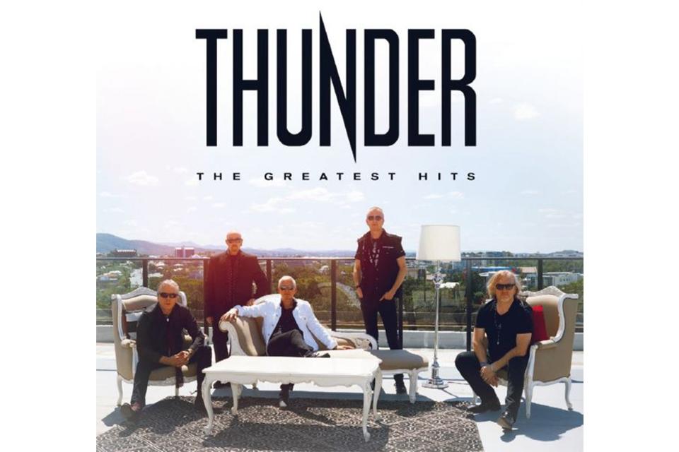 サンダーが結成30周年記念アルバム『ザ・グレイテスト・ヒッツ』をリリース