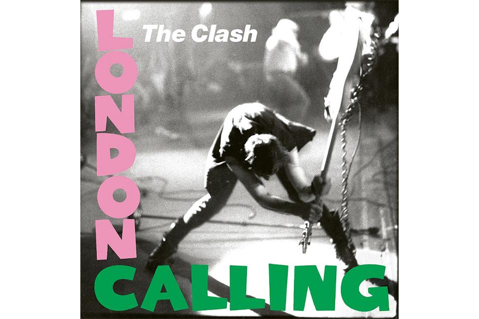 クラッシュのアルバム『ロンドン・コーリング』40周年記念展がロンドンで開催