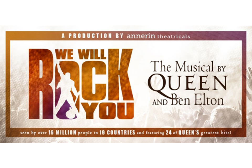 クイーンのミュージカル『We Will Rock You』、9月から北米ツアーがスタート