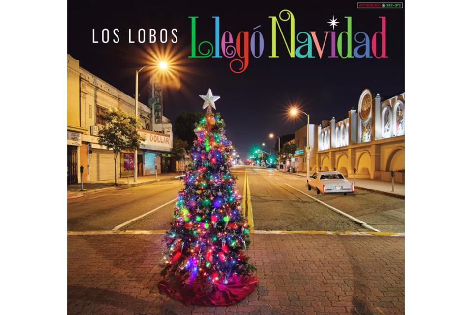 ロス・ロボスがクリスマス・アルバムをリリース