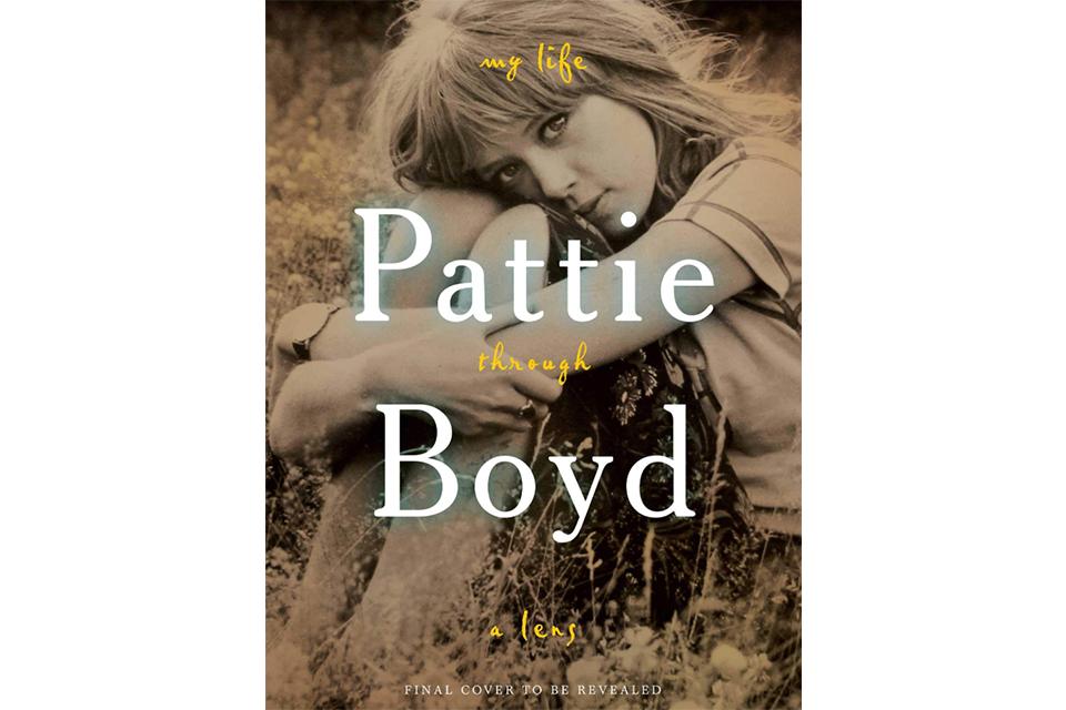 パティ・ボイドが新たな自叙伝『My Life Through a Lens』を、来年4月に出版