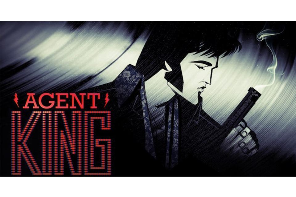 Netflix がエルヴィス・プレスリーのスパイ・アニメ・シリーズを発表