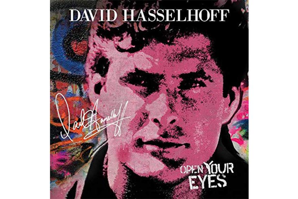 俳優で歌手のデヴィッド・ハッセルホフが豪華ゲスト参加のニュー・アルバムをリリース
