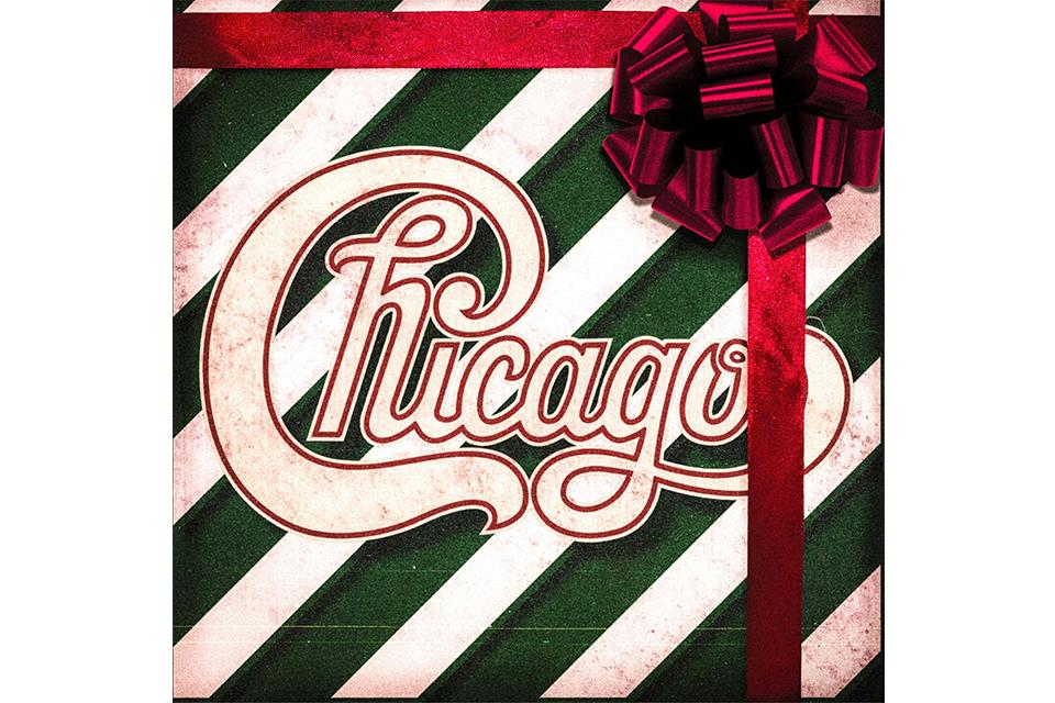 シカゴが、37枚目のアルバム『シカゴ・クリスマス』をリリース。海外ではCD、デジタル配信は10/4、LPは11/22に発売