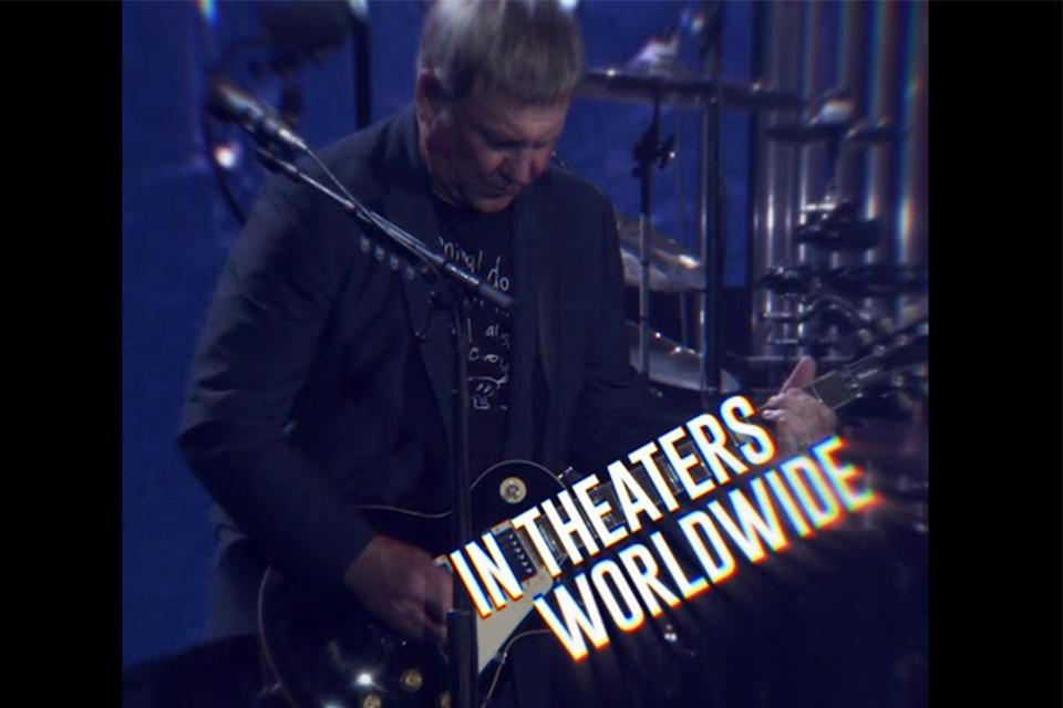 ラッシュがコンサート映画『Cinema Strangiato 2019』の新たなトレーラー映像を公開