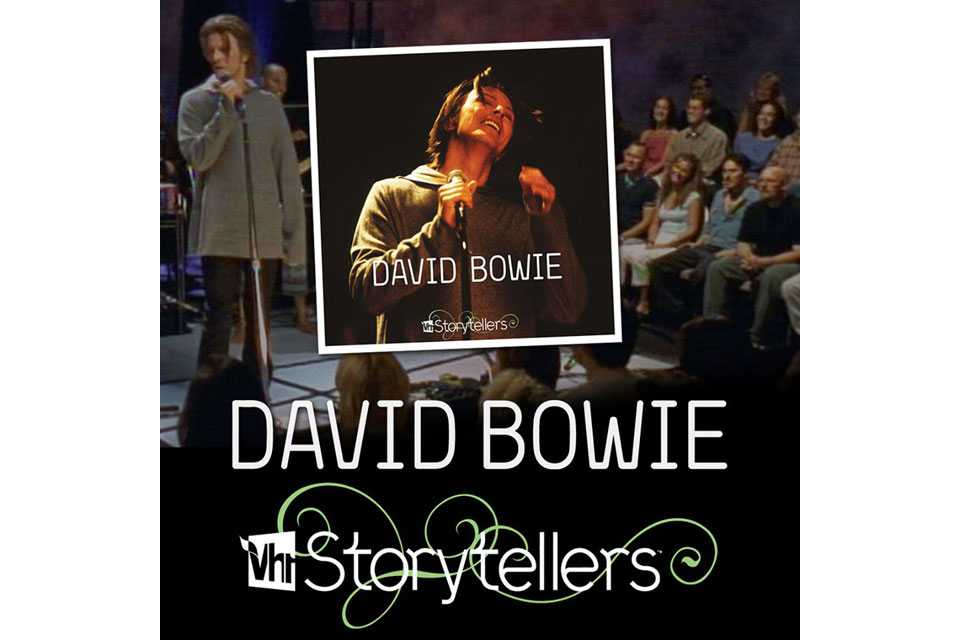 デヴィッド・ボウイ1999年の『VH1 Storytellers』が2枚組LPでリイシュー