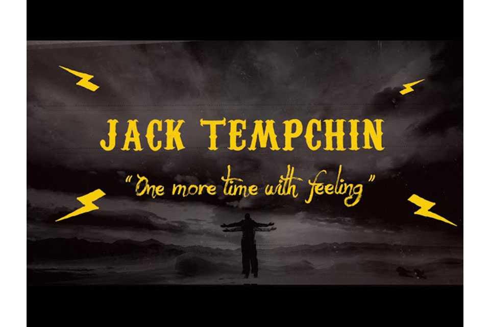 ジャック・テンプチンがグレン・フライと共作した未発表曲のリリック・ビデオを公開