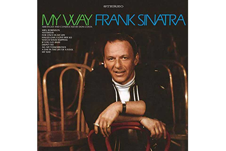 フランク・シナトラのアルバム『マイ・ウェイ』、50周年記念エディションが発売