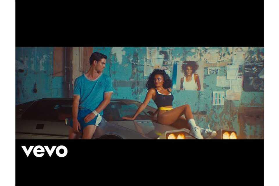 ホイットニー・ヒューストン&カイゴの「Higher Love」ミュージック・ビデオ公開