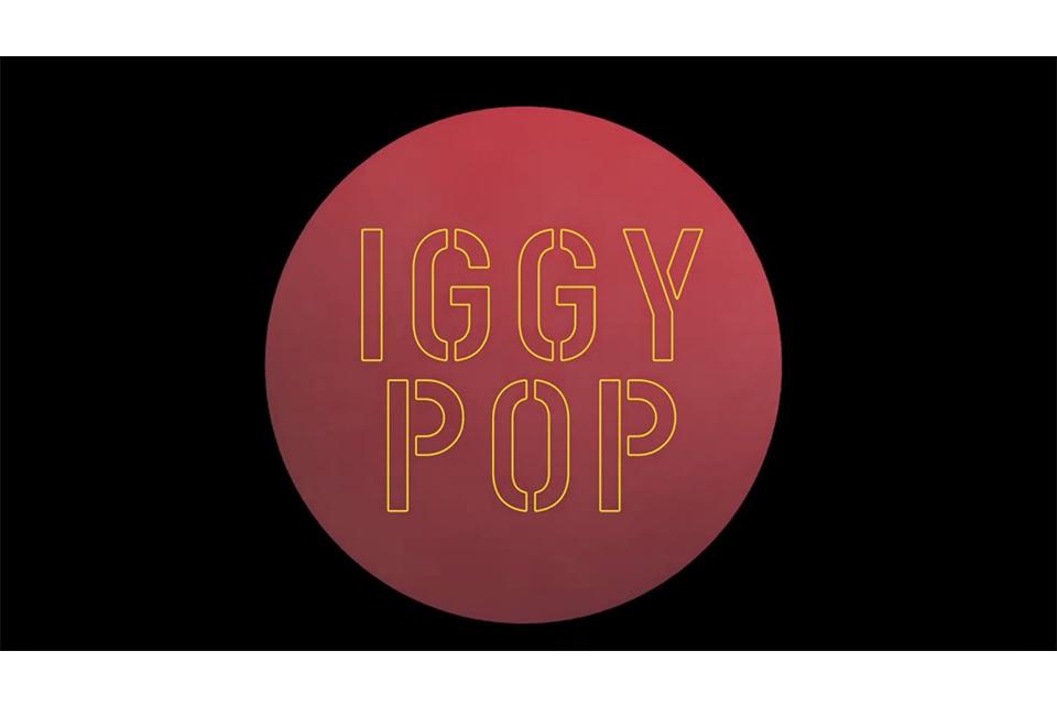 イギー・ポップが新曲「Sonali」のオーディオ・ビデオを公開