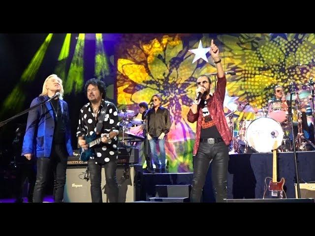 リンゴ・スター&ヒズ・オール・スター・バンド、ツアー最終日のライヴ映像公開