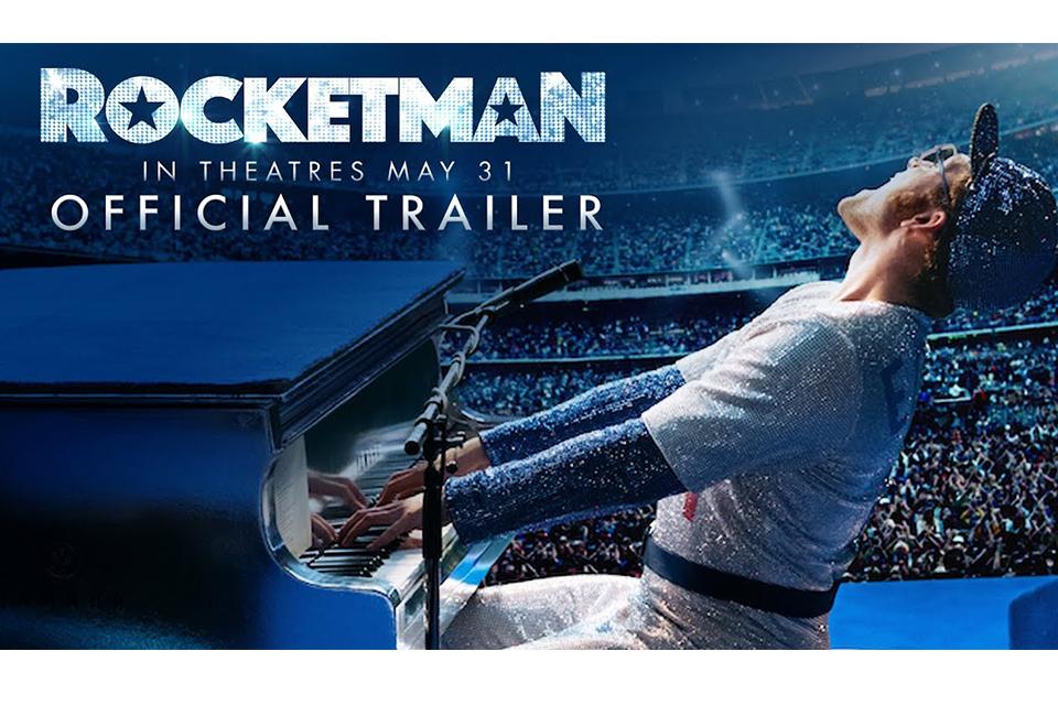 映画『ロケットマン』とシンフォニー・オーケストラのライヴ・コンサートが開催