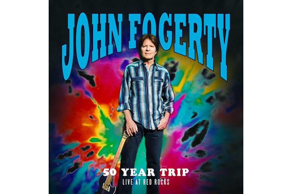 ジョン・フォガティが新たなライヴ・アルバムとコンサート映画をリリース