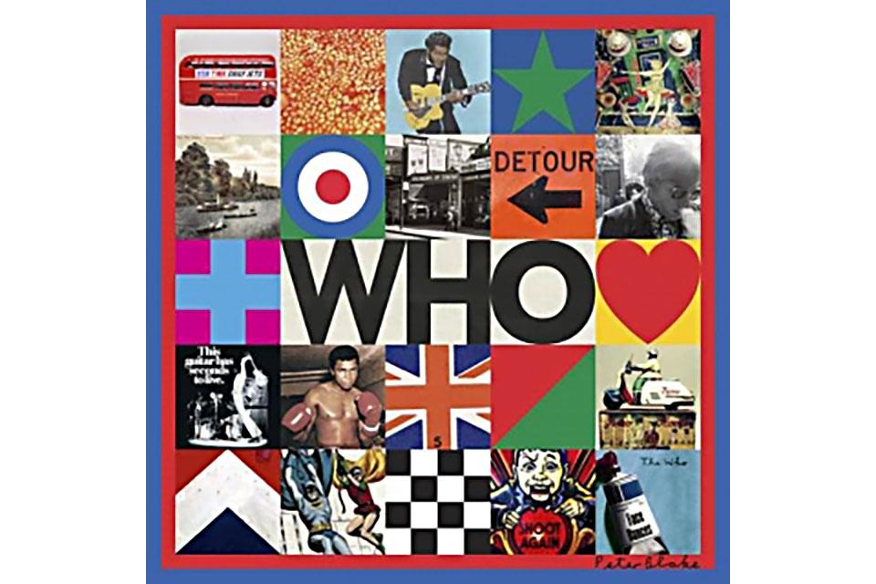 ザ・フー、13年ぶりのニュー・アルバム『WHO』がリリース決定! 新曲「ボール・アンド・チェーン」先行リリース!