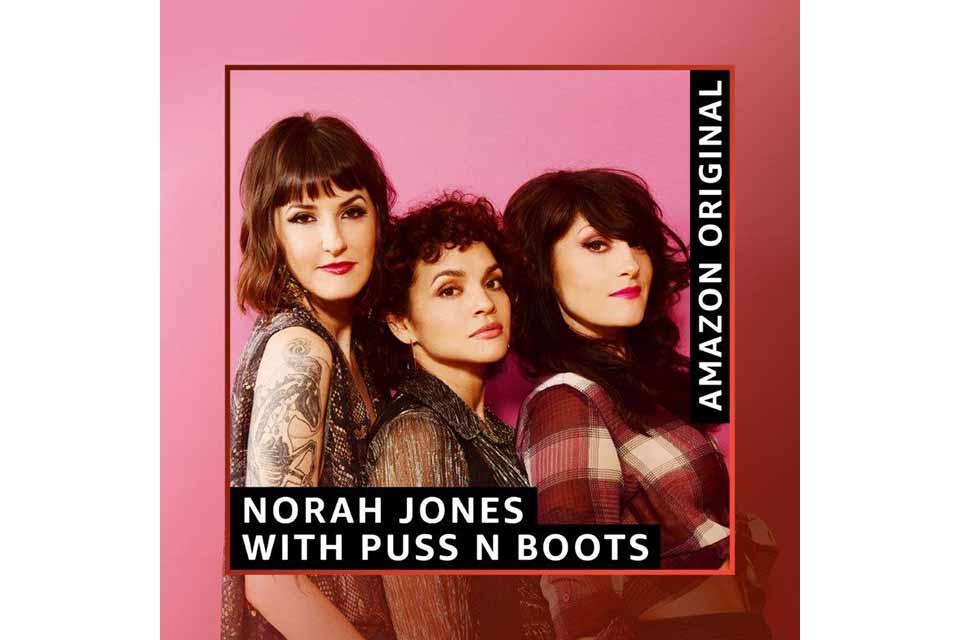 ノラ・ジョーンズによるガールズ・ユニット=プスンブーツ最新シングルを公開
