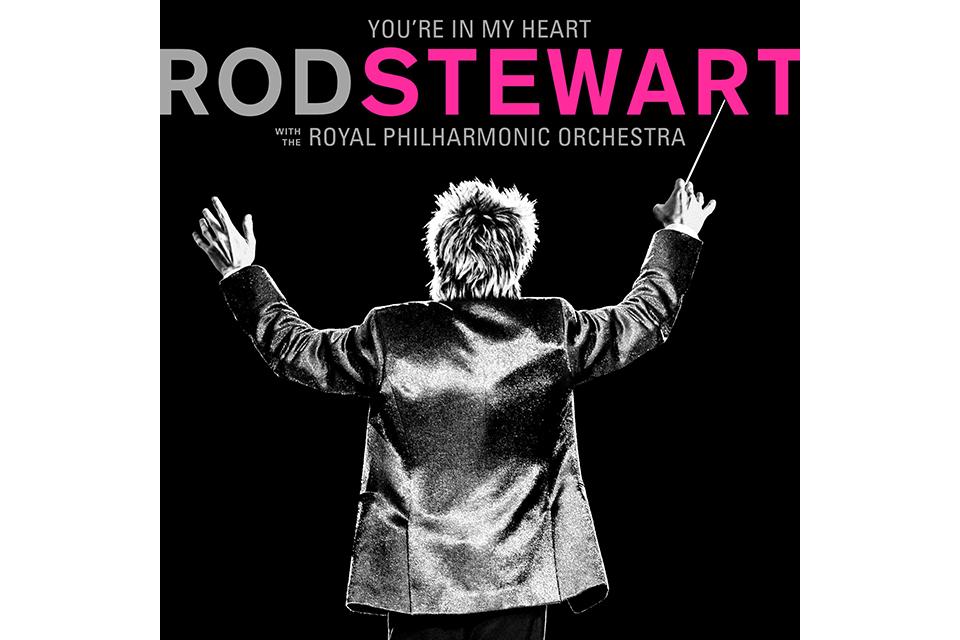 ロッド・スチュワートがロイヤル・フィルハーモニー管弦楽団との共演作をリリース! ロビー・ウィリアムスとのデュエットや新曲も