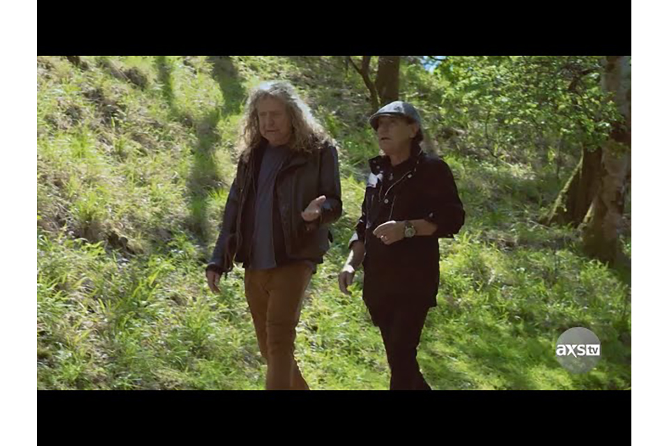ロバート・プラント出演のブライアン・ジョンソンTVシリーズ『Life On The Road』トレーラー映像公開