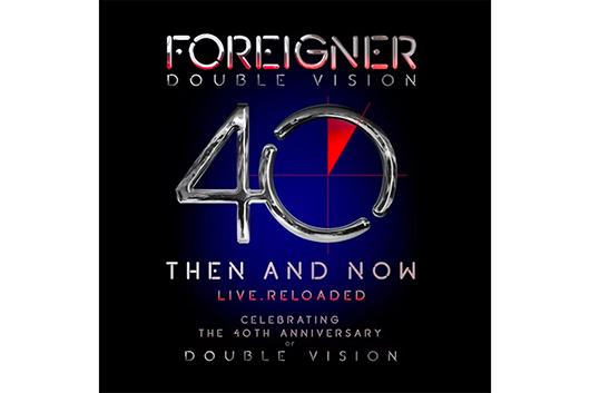 フォリナーの新旧メンバーによる特別公演「Double Vision : Then And Now」、CD+DVD/ブルーレイが11月発売