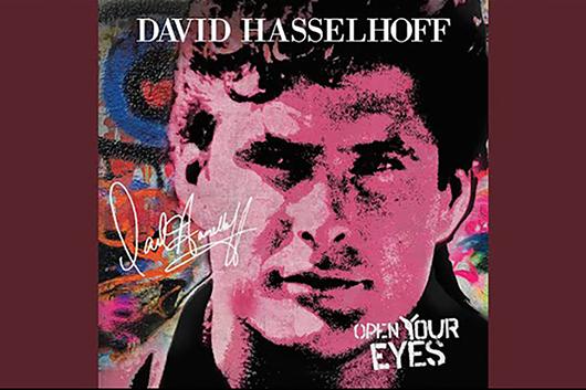 デヴィッド・ハッセルホフがカーズのエリオット・イーストンをフィーチャーした「Head On」のオーディオ・ビデオを公開