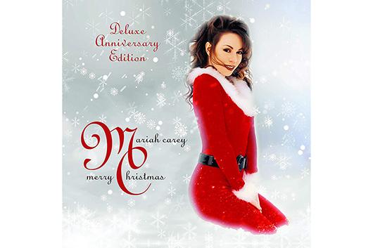 マライア・キャリーのアルバム『Merry Christmas』、25周年記念デラックス・エディション発売