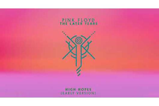 ピンク・フロイドが「High Hopes」の未発表デモ・ヴァージョンを公開