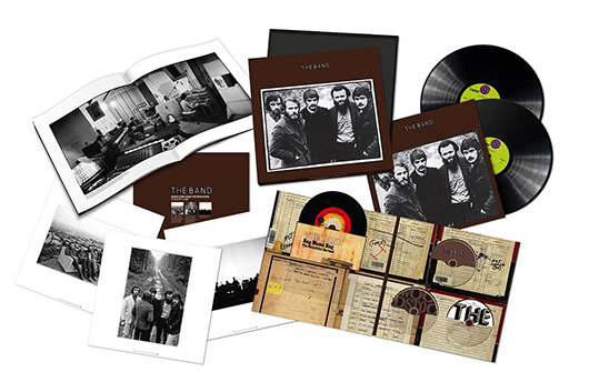 ザ・バンドの傑作セカンド・アルバム『ザ・バンド』50周年記念エディション発売