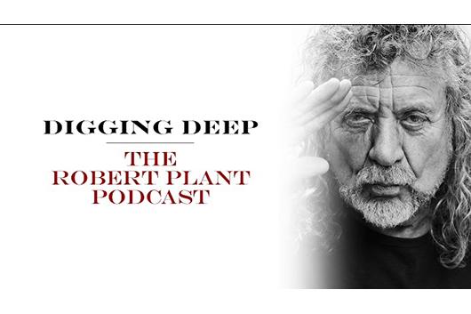 ロバート・プラントが7インチ・シングルのボックスセット『Digging Deep』を発売