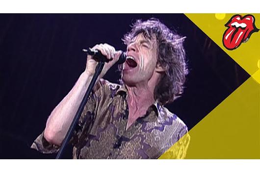 ザ・ローリング・ストーンズ、1998年ツアー作品から「無情の世界」のフル・ライヴ映像及び音源が公開!