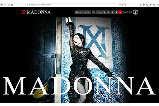 マドンナが膝の怪我により「マダムX」ツアーのニューヨーク公演を延期