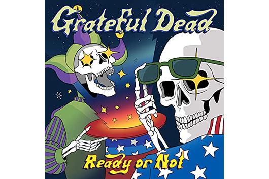 グレイトフル・デッド、未発表曲を収録した新たなライヴ・アルバム『Ready or Not』発売