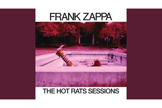 フランク・ザッパ1969年の名盤『Hot Rats』、50周年記念ボックスセット発売