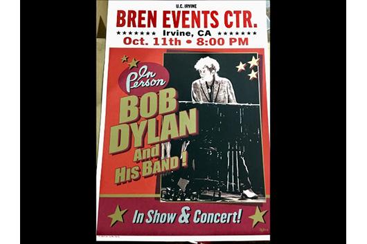ボブ・ディランが11年ぶりに「Lenny Bruce」を披露、最新ライヴのフル音源公開